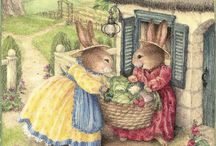 Susan Wheeler - Ilustrações