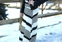 Fall & Winter Dress Ideas