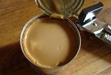 Karamell krém készítés dobozos cuk.tejből