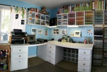 Dream scrapbooking rooms  / by Beverly Wright