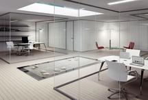 P600s / ARLEX presenta la divisoria P600s, un ejemplo de simplicidad, ligereza visual y minimalismo.