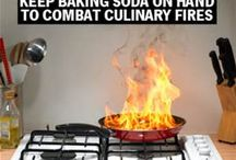 Fire Safety Tips for the kitchen