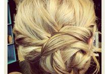 pretty hairstyles  / by Scarlette Reyna