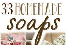 natural soap & body products