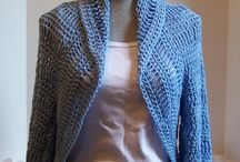 crocheted & knitted clothing / by Yessica Vargh