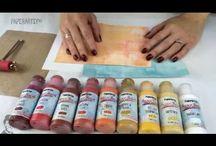 Chalk paint techniques