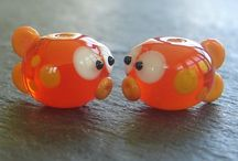 Lampwork birds & animals
