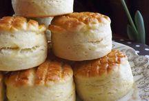 Sütés - pogácsák