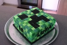 Minecraft Party Inspo
