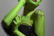 Make-Up and Costuming / by Roxy Orcutt-The Halloween Honey