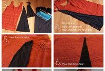 átalakitott ruhák