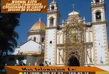 Excursiones / Conoce más acerca de las excursiones que manejamos dentro y fuera del Estado de Veracruz