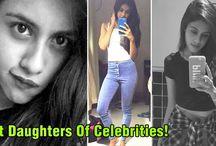 Top 10 Hot Daughters Of Indian Celebrities