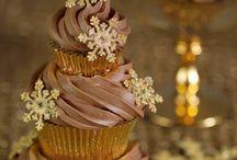 Cupcakes, brownies en muffins