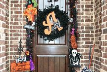 Holiday decor / by Tracy Kelly