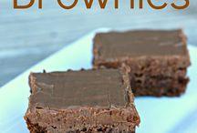 Slices / Brownies
