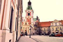 city of Poznan / o tym co widzę, gdy na chwilę się zatrzymuję