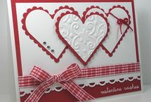 Valentines Paper Crafts / Cards, gift bags and more!