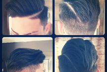 My work / Haircuts Hairstyle