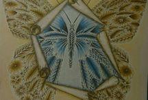 My coloring - Millie Marotta