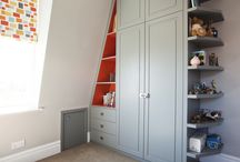 Kids' Wardrobes and Bedrooms by Creative Woodwork / Children's wardrobes and bedrooms require detailed product design to suit a child's changing needs as they grow, from bedroom, to playroom, to study area and a place to hang out with friends.