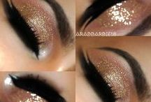 Glamorous Glitter Inspo / This board is all about the Glitz n Glam side of glitter makeup.. follow if you are into sexy sparkles