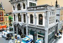 Lego gebouwen