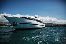 Project Steel / Superyacht Project Steel is a 30m majestic displacement yacht that  sleeps up to 12  guests in 5 staterooms, including a Master cabin, VIP cabin, 2 twins with one pullman each, plus a playroom on main deck convertible to double bed cabin and has 5 qualified crew.