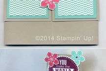 Stampin Up - Petite Petals / by Whitney Ulsas