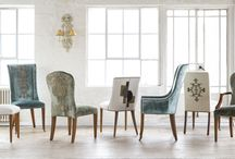Design: Our Dining Chairs / This board is about Beaumont & Fletcher's beautiful collection of dining chairs including our latest design, Calypso.