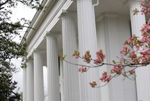 Taylor-Grady House Spring Weddings / March - June weddings at Taylor-Grady House in Athens GA
