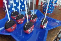 4th of July festivities / by Cristy Smith