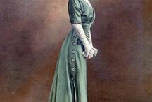 Don't call my name, Edwardian... / Time to think about Edwardian outfits!!! (Late Victorian until 1910s)