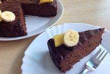 _Zdravé pečení - dorty