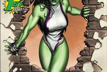 ◇Heroines◇ She Hulk