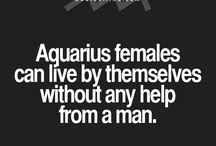 i'm aquarian