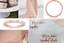 Paleta de cores para casamentos