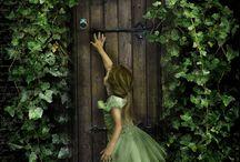 Écrire - images portes