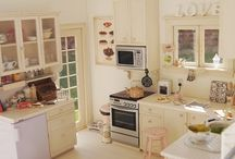 Fabulous Miniature Kitchens
