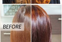 Formulated hair color