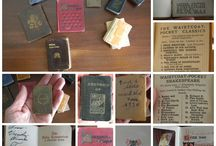 Collectible Books / by Donna Wilkes