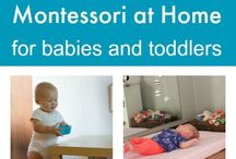 Montessori Education For Babies and Toddlers