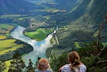 places to go in Norway