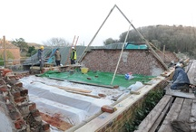 Manor Yard - Renovations