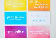 Hello Happiness Card Company / Products from Hello Happiness Card Company / by Jenny Sullivan Solar