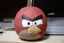 Angry Birds Birthday Party Ideas / by Laura Bauer