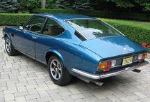 Fiat Dino Coupé 2400 exterieur