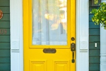 Doors/windows / by Linda Kiser