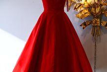 1950lerin elbise modelleri