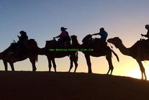 Combine atlas Mountains & Dsesert Trips